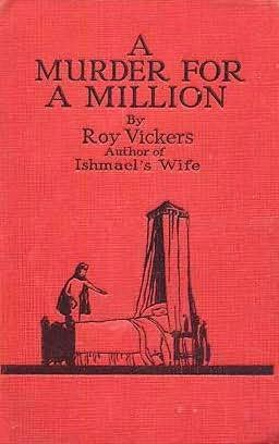 book cover of A Murder For A Million