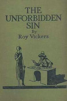 book cover of The Unforbidden Sin