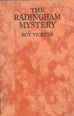 book cover of The Radingham Mystery
