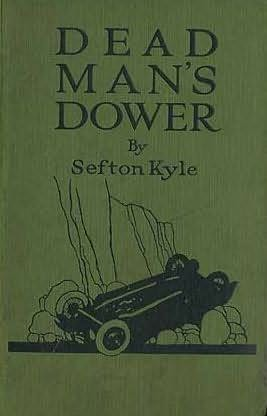 book cover of Dead Man\'s Dower