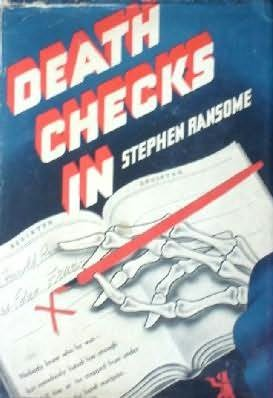 book cover of Death Checks In