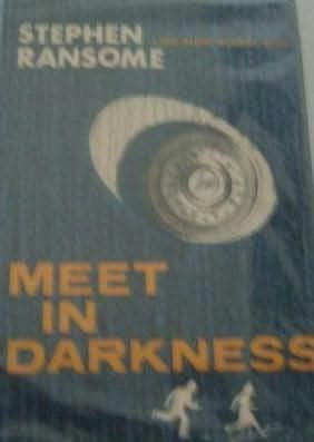 book cover of Meet in the Darkness