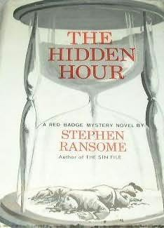 book cover of The Hidden Hour