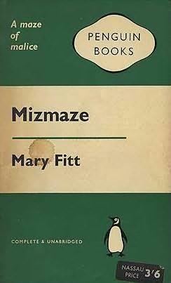 book cover of Mizmaze