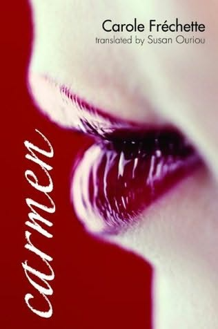 book cover of Carmen