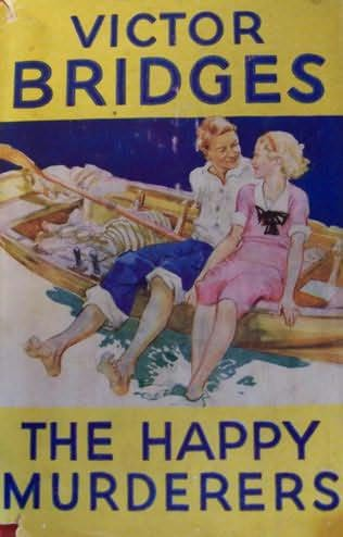book cover of The Happy Murderers