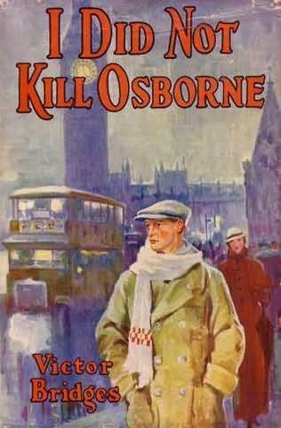 book cover of I Did Not Kill Osborne