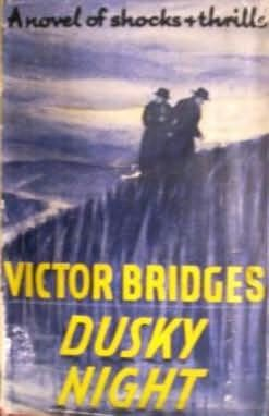 book cover of Dusky Night