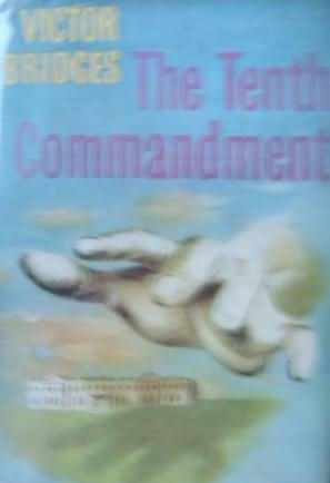 book cover of The Tenth Commandment