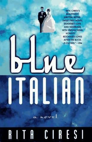 book cover of Blue Italian