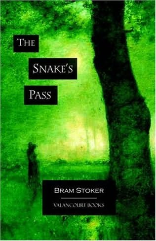 book cover of The Snake's Pass