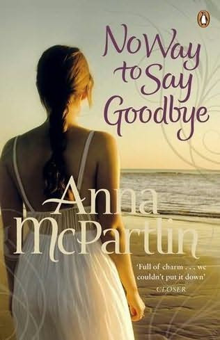 book cover of No Way To Say Goodbye