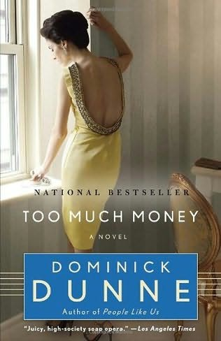 book cover of Too Much Money