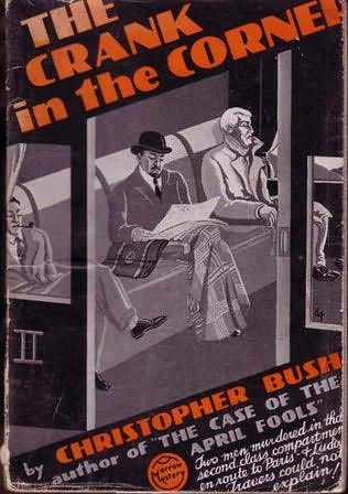 book cover of The Crank in the Corner