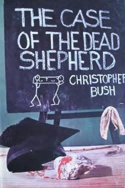 book cover of The Case of the Dead Shepherd