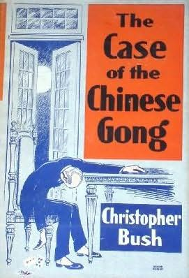 book cover of The Case of the Chinese Gong