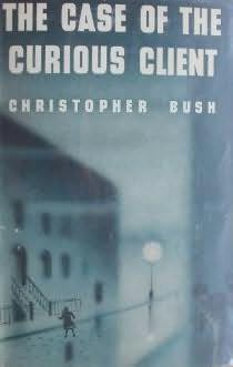 book cover of The Case of the Curious Client