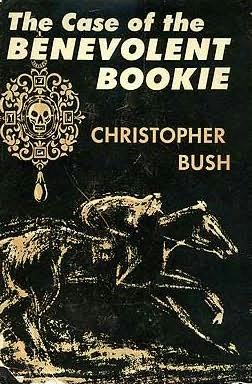 book cover of The Case of the Benevolent Bookie