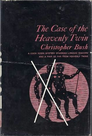 book cover of The Case of the Heavenly Twin