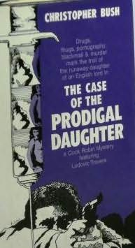 book cover of The Case of the Prodigal Daughter