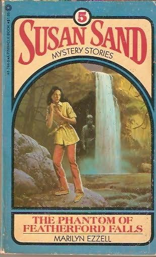 book cover of The Phantom of Featherford Falls