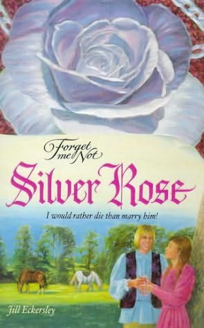 book cover of Silver Rose