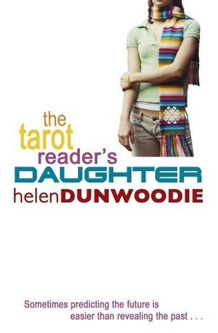 book cover of The Tarot Reader\'s Daughter