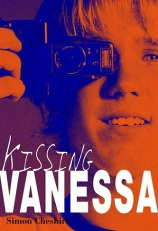 book cover of Kissing Vanessa