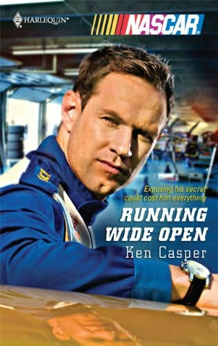 book cover of Running Wide Open