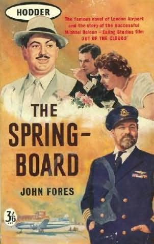 book cover of The Spring-board