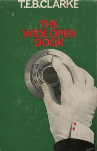 book cover of The Wide Open Door