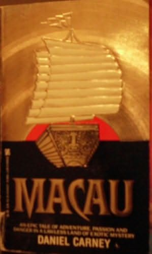 book cover of Macau