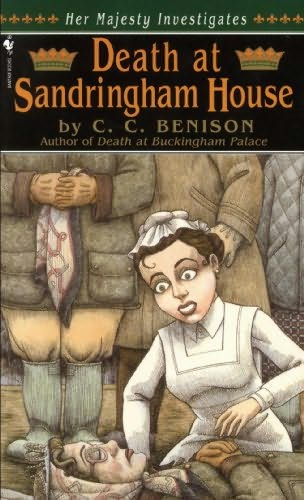 book cover of Death At Sandringham House