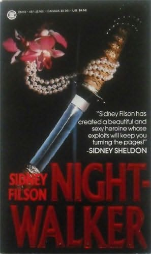 book cover of Night Walker