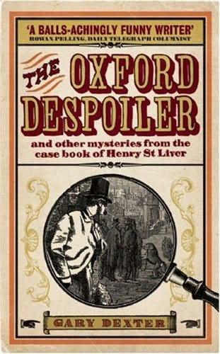 book cover of The Oxford Despoiler