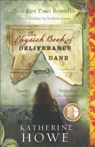 book cover of The Physick Book of Deliverance Dane