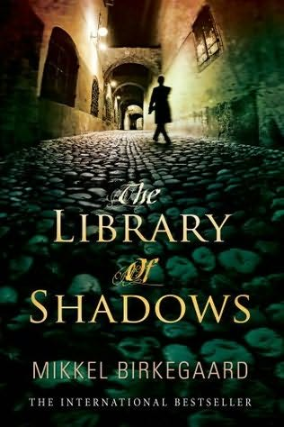 book cover of The Library of Shadows