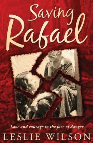 book cover of Saving Rafael