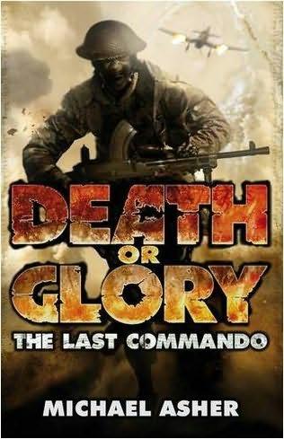 book cover of The Last Commando