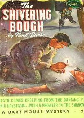 book cover of The Shivering Bough