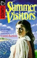 book cover of Summer Visitors