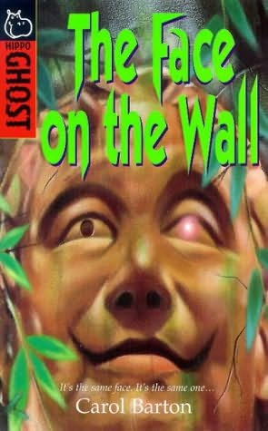 book cover of The Face On the Wall