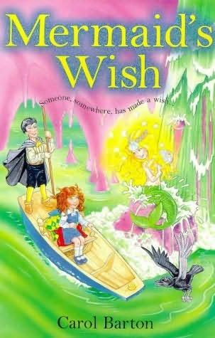 book cover of Mermaid\'s Wish