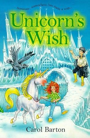book cover of Unicorn\'s Wish