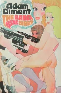 book cover of The Bang Bang Birds