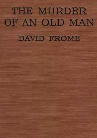 book cover of The Murder of an Old Man