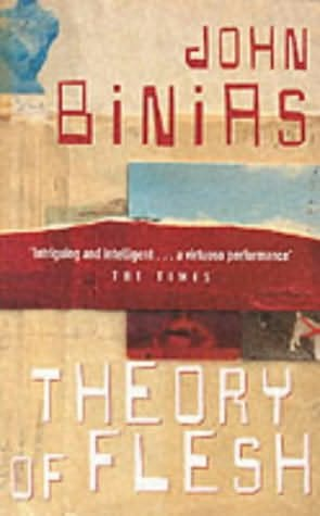 book cover of The Theory of Flesh