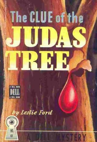 book cover of The Clue Of The Judas Tree