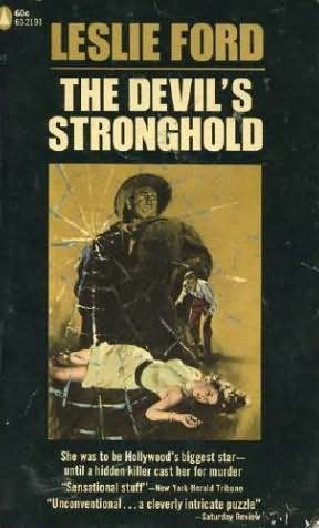 book cover of The Devil\'s Stronghold