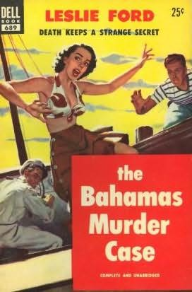 book cover of The Bahamas Murder Case
